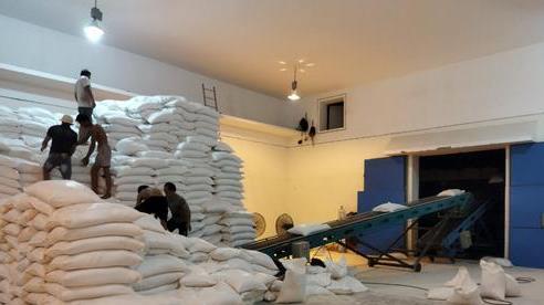 Hoàn thành xuất cấp gạo cho Đà Nẵng, Quảng Nam, Quảng Ngãi