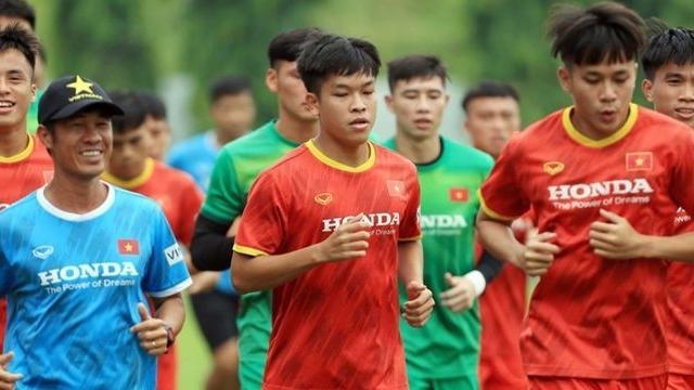 Việt Nam nằm ở bảng 1 vòng loại U23 châu Á 2022 phải thi đấu tại Kyrgyzstan