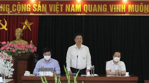 Thứ trưởng Bộ GD&ĐT nhấn mạnh 7 nội dung cần thực hiện của giáo dục Hà Nội trong năm học 2021-2022
