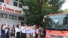 115 y, bác sĩ từ Huế vào TPHCM hỗ trợ chống COVID-19