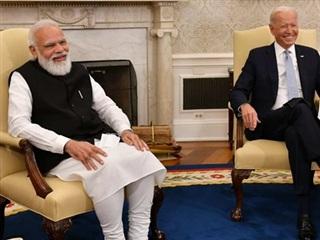 Mối quan hệ giữa Ấn Độ và Mỹ đang trong giai đoạn chuyển mình