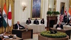 'Bộ tứ kim cương' chính thức nhóm họp, thống nhất quan điểm về Ấn Độ Dương - Thái Bình Dương