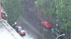 Dự báo thời tiết ngày 26/9/2021: Hà Nội tiếp tục có mưa rào và dông