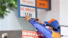Giá xăng dầu trong nước tăng mạnh