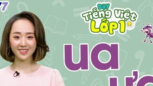 Lịch phát sóng chương trình dạy học lớp 1 và lớp 2 trên VTV từ 27/9 đến 10/10