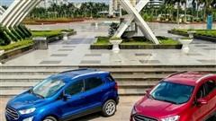 Hơn 300 xe Ford EcoSport 2020 tại Việt Nam bị triệu hồi để kiểm tra lỗi ảnh hưởng đến túi khí