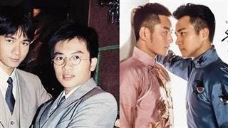 Triệu Vy và Trịnh Sảng bị xóa ảnh, hàng loạt poster phim kinh điển biến thành 'đam mỹ trá hình'