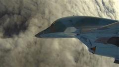 Nga dùng siêu bom chân không tấn công phiến quân tại Syria