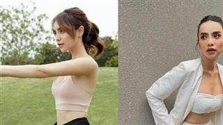 MC Bùi Linh Chi ngày càng xinh đẹp quyến rũ