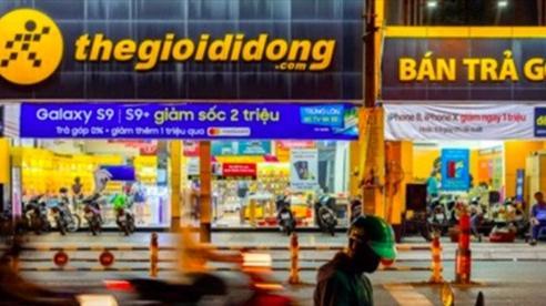 Thế Giới Di Động (MWG) tạm đóng gần 2.000 cửa hàng, báo lãi tháng 8 giảm 32%
