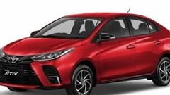 Toyota Vios 2022 bản nâng cấp ra mắt tại Thái Lan, giá chỉ từ 367 triệu đồng