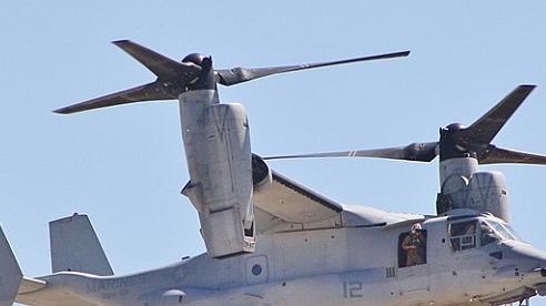 Những tính năng độc đáo của máy bay 'chim ưng biển' Mỹ