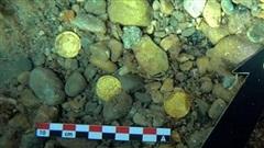 Phát hiện 'kho tiền cổ' 1.500 năm tuổi có giá trị khổng lồ