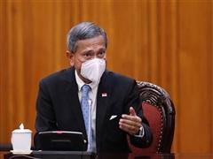 Singapore hỗ trợ các nước nhỏ phục hồi thông qua chuyển đổi số