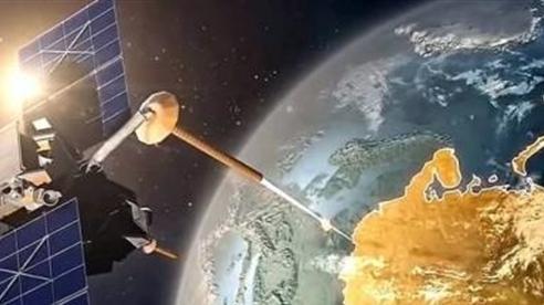 'Búp bê' không gian Nga khiến Mỹ hoang mang