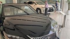 Nhập khẩu ôtô nửa đầu tháng 9 giảm mạnh