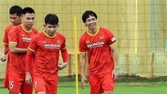 Công Phượng thua Tiến Linh ở tuyển Việt Nam