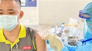 Bộ Y tế tiếp nhận hơn 1,3 triệu liều vắc xin AstraZeneca