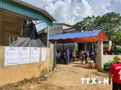Tuyên Quang: Hỏa hoạn lớn khiến cha và 3 người con thiệt mạng