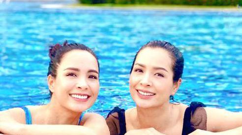 90 ngày 'bất đắc dĩ' trên đảo của cặp sinh đôi Thuý Hằng - Thuý Hạnh