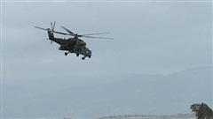 Phiến quân thân Thổ lĩnh đòn đau vì bắn trực thăng Nga