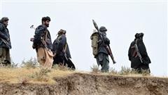 Taliban lần đầu nổ súng trên biên giới với Uzbekistan