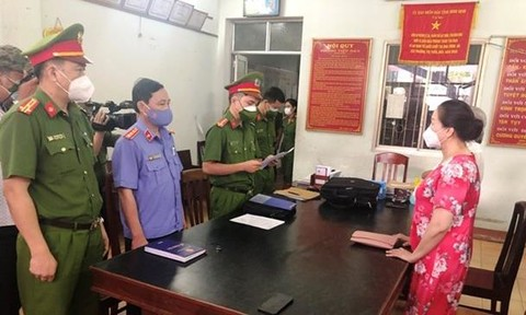 Vụ bán 262 lô đất: Bắt tạm giam Chủ tịch HĐQT Công ty An Phú Thịnh