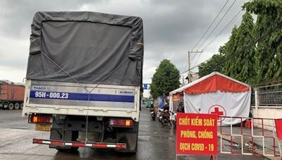Biên Hòa: Hàng loạt chốt kiểm soát trên các tuyến đường chính được tháo dỡ