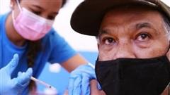Mỹ: tốc độ tiêm chủng đang ở mức thấp nhất kể từ tháng 1/2021