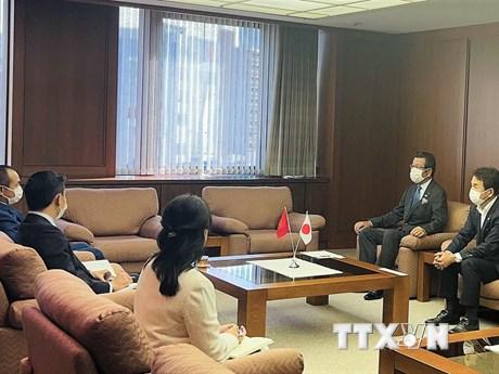 Nhiều doanh nghiệp Nhật Bản muốn mở rộng đầu tư ở Việt Nam