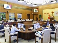 Các nghị viện đóng vai trò tích cực trong thực hiện SDGs