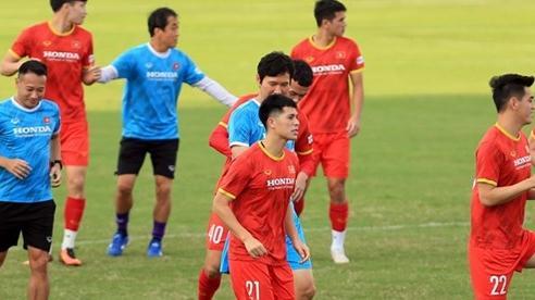 Trung vệ Đình Trọng bình phục chấn thương, có thể ra sân đấu Trung Quốc