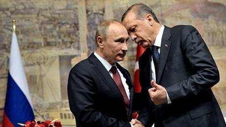 Milliyet: Cuộc gặp giữa Erdogan và Putin sẽ có 'bất ngờ lớn'