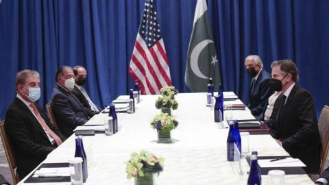 Mỹ-Pakistan với giấc mơ đồng sàng dị mộng