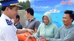 Luật Cảnh sát biển - dấu mốc lịch sử trong công tác bảo vệ biển đảo