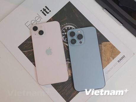 Tiết lộ thời gian mở bán chính thức các mẫu iPhone 13 tại Việt Nam