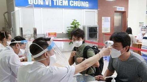 Sáng 29/9, Hà Nội thêm 1 ca mắc Covid-19 mới ở Hoàng Mai