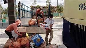 Gia Lai: Gần 400 tấn hàng thiết yếu ủng hộ người dân Thành phố Hồ Chí Minh, Bình Dương, Đồng Nai