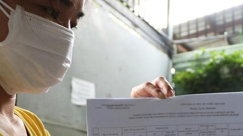 TPHCM: Đăng ký trợ cấp khó khăn qua tổ trưởng dân phố