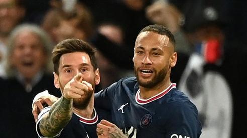 Thắng Man City 2-0, PSG mạnh mẽ khi Messi tỏa sáng