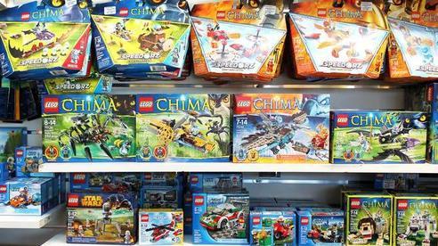 Đồ chơi Lego đạt lợi nhuận và doanh thu kỷ lục