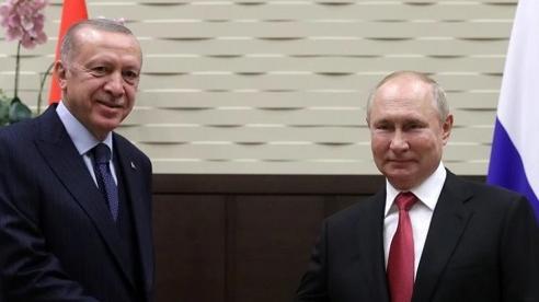Nga và Thổ Nhĩ Kỳ hội đàm về thương vụ tiềm năng S-400
