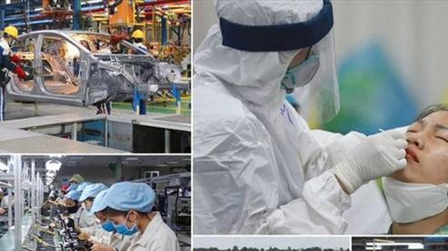 GDP Việt Nam quý III tăng trưởng âm 6,17%