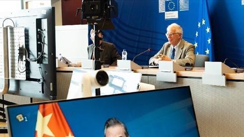 EU-Trung Quốc đối thoại chiến lược, Bắc Kinh gửi lời tới AUKUS