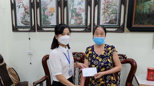 Huyện Sóc Sơn: Hỗ trợ kịp thời, ổn định cuộc sống người dân gặp khó khăn trong đại dịch