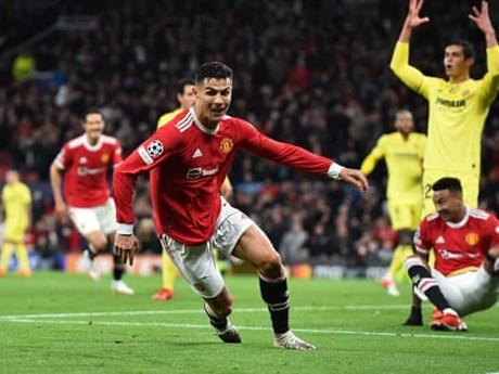 Champions League: Nhà vô địch bại trận, Ronaldo giúp M.U thắng ngược