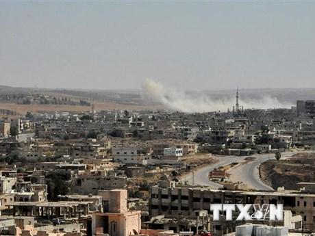 Tổng thống Nga và Thổ Nhĩ Kỳ hội đàm về tình hình Syria
