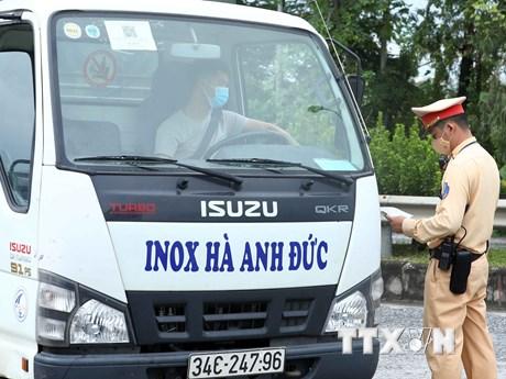 Hà Nội: Yêu cầu trên 2.000 lượt phương tiện quay đầu ở 22 chốt cửa ngõ