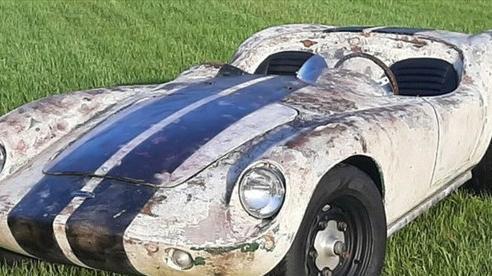 Porsche Devin D 1959 cực hiếm được rao bán online