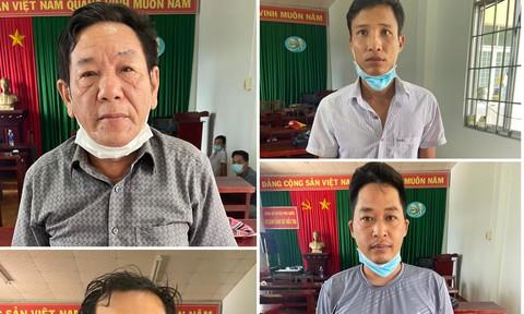 TP.Phú Quốc: Bắt 17 đối tượng vụ truy sát từ mâu thuẫn mua bán đất rừng